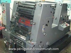 mesin cetak GTO 52